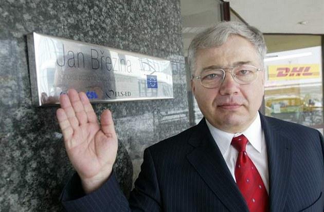 Jan B�ezina