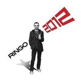 Ringo Starr: Ringo 2012 (obal alba)