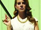 Zpěvačka Lana Del Rey