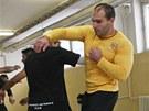 Vězni z Ostravy se připravují na divadelní hru, cvičí už od listopadu. (8.