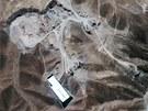V jaderném zařízení Parčín na jihozápadě země zřejmě Íránci testují i jaderné zbraně.