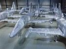 Generálka motoru by nebyla levná. Motor se musí rozebrat, zkontrolovat lopatky, najít případné trhliny... V Aeru zatím žádný motor na generálku neposílali, ale jen inspekce horkých částí (část kontroly) na prototypu vyšla na půl milionu dolarů. Při dnešním kurzu asi 9,5 milionu korun.  (3. února 2012, Vodochody).