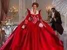 Julia Robertsová coby zlá královna ve filmu Zrcadlo, zrcadlo
