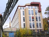 Tovární komplex Textilany v Liberci získal ve 30. letech minulého století cenu