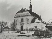 Barokní kaple v Jílovém spadala do okruhu bavorsky orientované větve našeho