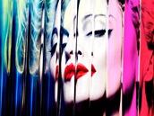 Madonna na obalu svého nového alba MDNA