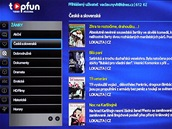 Topfun na Smart TV Samsung - výběr podle žánru