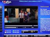 Topfun na Smart TV Samsung - výběr fimu