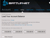 Battle.net Balance