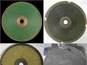 Volta disky z nichž vědci nyní dolují záznamy