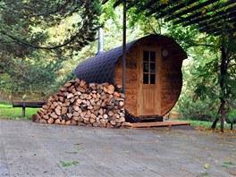 sauna velká