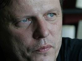Spisovatel Jan Balabán, rok 2006