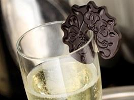 Čokoláda a sekt - dokonalá kombinace...