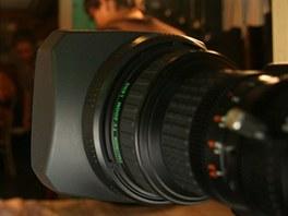 Studenti novojičínského gymnázia natočili film Loutkař.