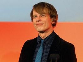 Jakub Šmíd převzal Cenu Magnesia za nejlepší studentský film za snímek