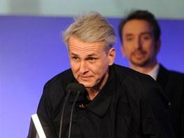 Cenu za nejlepší plakát převzal Robert V. Novák za plakát k filmu Alois Nebel.