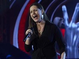 Bára Vaculíková v soutěži Hlas ČeskoSlovenska