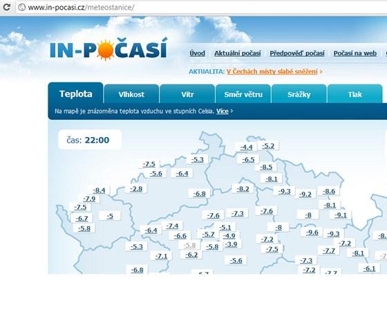 In-počasí.cz