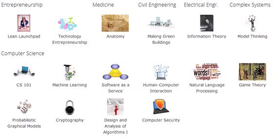 Nov� kurzy - letn� semestr 2012 on-line