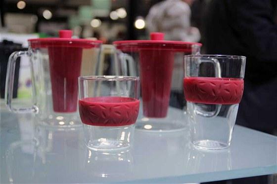Kvalitní plast a jednoduché tvary skla - na to vsadili Martin Žampach a Matěj
