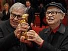 Re�is��i Vittorio a Paolo Taviani p�zuj� se so�kou Zlat�ho medv�da za nejlep��