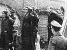 """Poprava na kolínském nádraží. Nejmladšímu z oběšených """"pirátů"""" byli šestmáct"""