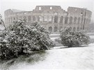 Zasn�en� Koloseum v ��m� (11. �nora 2012)