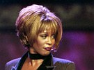 Whitney Houston během udílení Billboard Awards v Las Vegas v roce 1998.
