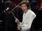 Grammy 2012 -  Paul McCartney (Los Angeles, 12. února 2012)