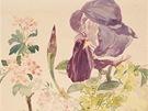 Edouard Manet: Studie květin (1880, Albertina, Vídeň)