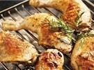Když kuřecí maso dostatečně tepelně upravíte, nemáte se čeho obávat.
