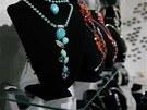 Oceněný náhrdelník z letošní výstavy v Paříži od Martina Odvárky na Ambiente