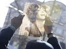 Pouliční gangy v Newarku v americkém státu New Jersey vyhlásily v den pohřbu