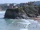 Skutečným důvodem prodeje může být neustálý hluk z pláže, která ostrůvek