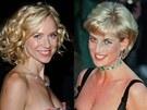 Naomi Wattsová a princezna Diana