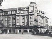 Hotel Veselka v Pardubicích