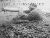 Němečtí tankoborníci se zbraní Panzerschreck