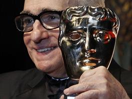 Britské ceny BAFTA - režisér Martin Scorsese s cenou za celoživotní přínos