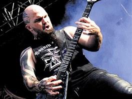 Koncert Slayer slibuje pořádný metalový nářez.
