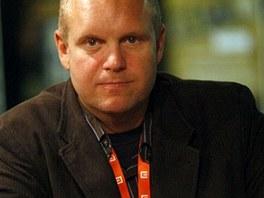 David Ondříček na festivalu v Karlových Varech (4. července 2007)