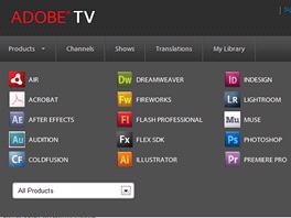 Kurzy Adobe