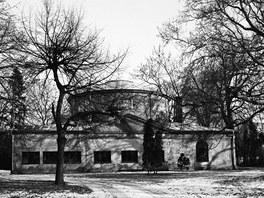 Olomouck� m욝ansk� st�elnice