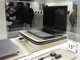 Notebooky Samsung řady Série 9 patří k nejtenčím na trhu.