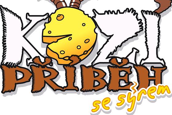 Logo filmu Kozí příběh se sýrem 3D