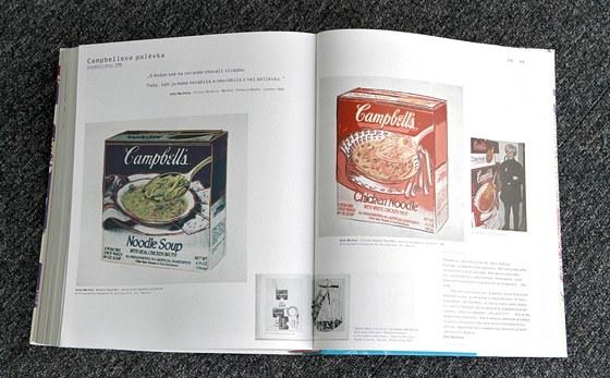 Kniha Andy Warhol a Československo nakladatelství Arbor vitae