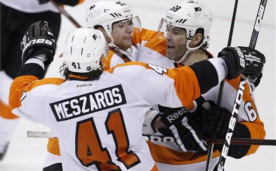 Andrej Meszároš je na Slovensku považovaný za jednoho z top obránců, na NHL to však nestačí.