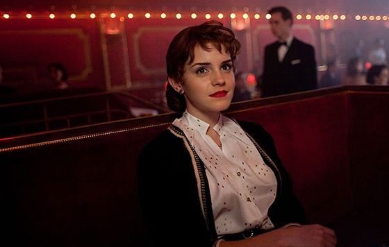 Emma Watsonov� si ve filmu o Marilyn zahr�la jen malou roli.