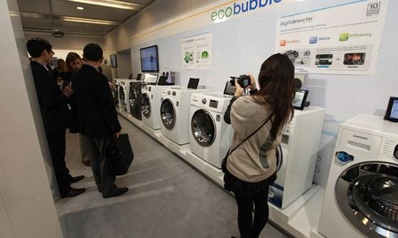 Konference Samsung European Forum se letos konala v pražském Kongresovém