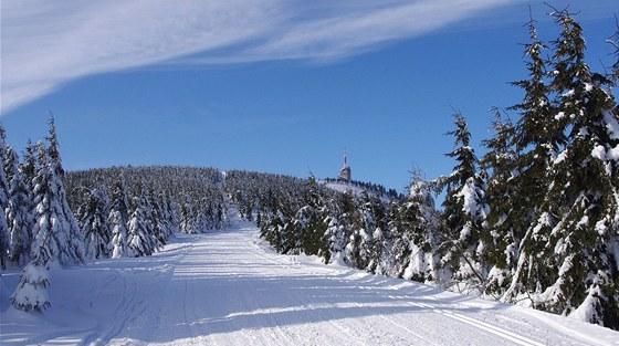 Lysá hora ze Zimného