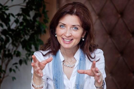 Zmocněnkyně vlády pro lidská práva Monika Šimůnková (20. února, Praha)